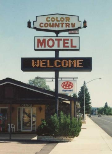 Color Country Motel