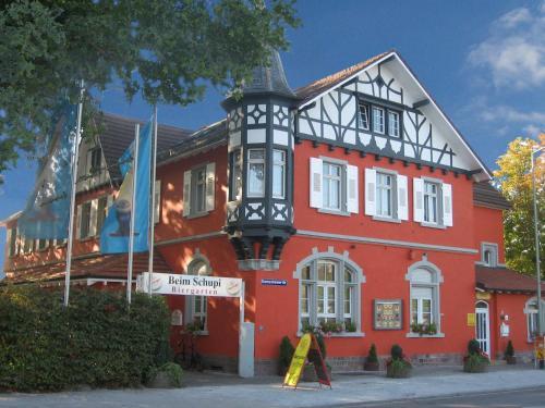 貝姆斯庫皮卡爾斯魯赫酒店
