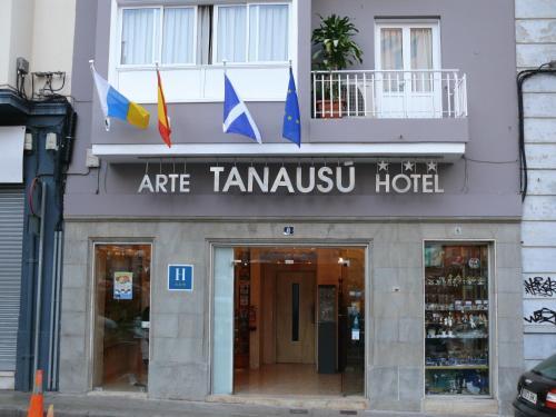 天娜蘇酒店
