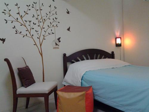 At.Center Guest House & Motorbike For Rent