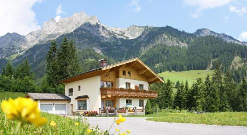 Appartements Alpenfrieden