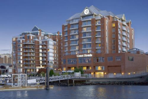 Coast Victoria Harbourside Hotel