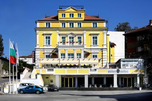 Hotel Anna Palace
