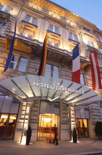 5 sterne hotels wien for Site francais reservation hotel