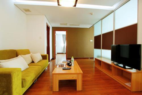 Tujia Sweetome Vacation Rentals Qingdao Xingyuan Mansion
