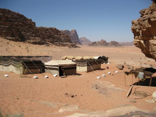 Obeid's Bedouin Life Camp