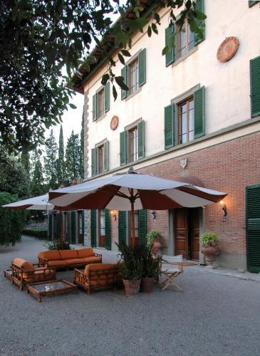 Villa Le Contesse