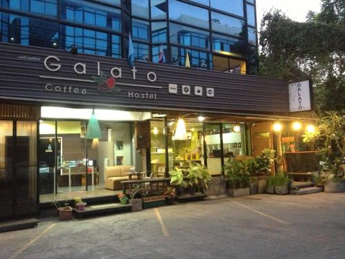 Galato Coffee & Hostel