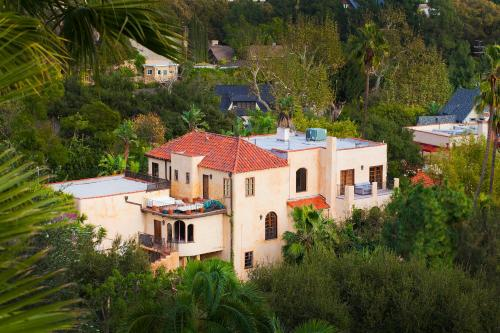 Hollywood Spanish Villa
