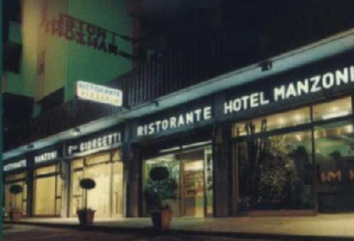 Hotel Manzoni