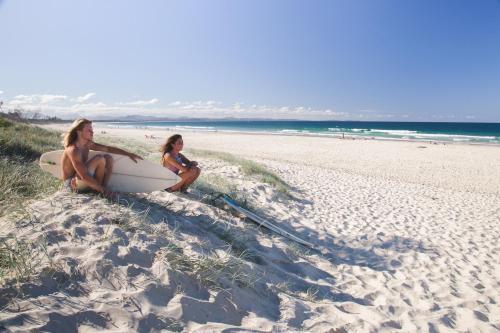 Backpackers Inn On The Beach