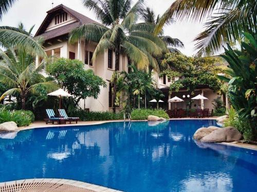 Vientiane five star hotels for Laos hotels 5 star
