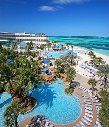 Meliá Nassau Beach – All Inclusive