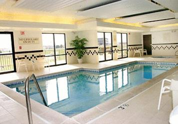 SpringHill Suites Chicago Bolingbrook Review