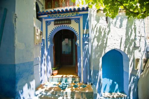 阿斯拉查恩摩洛哥傳統庭院住宅