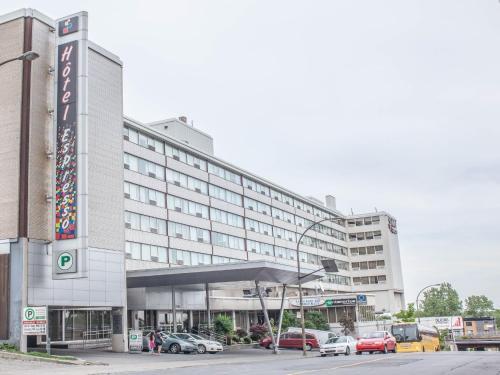 艾斯普萊索蒙特利爾中心區酒店