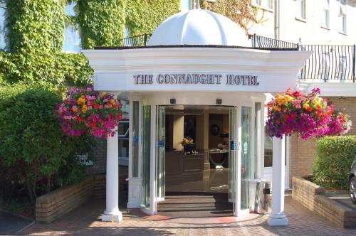 فندق وسبا ذا كونوت بِست ويسترن بلاس