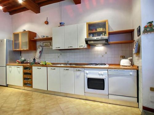 مطبخ أو مطبخ صغير في San Niccolò