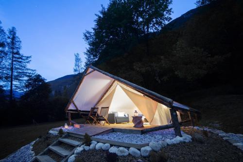 Adrenaline Check Camping