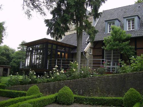 Wachtmeisterhaus zu Burg Hohes Haus