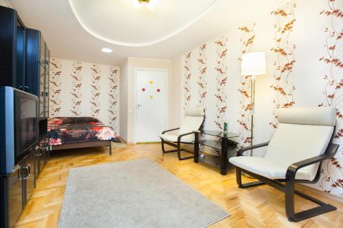 Sadovoye Koltso Apartment Kantemirovskaia
