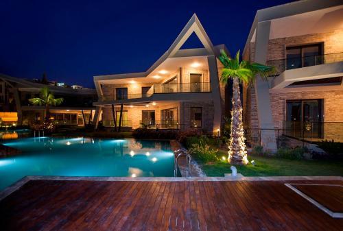 Bodrum Luxury Holiday Apartment 1030
