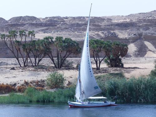 Nile Adventure Sailing Boat