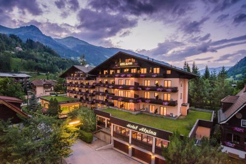Hotel Alpina - Thermenhotels Gastein