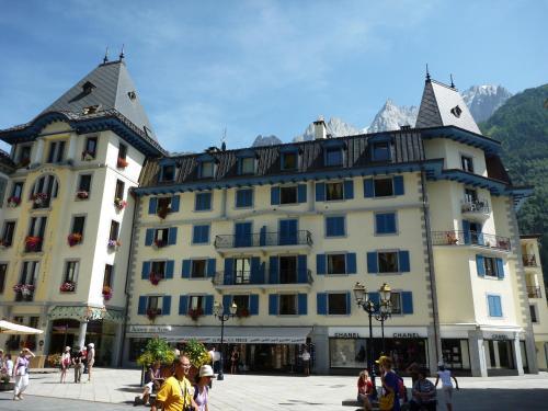 Apartment Des Alpes