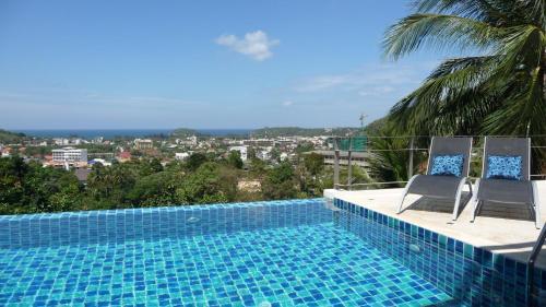Villa Ginborn Sea view Poolvilla