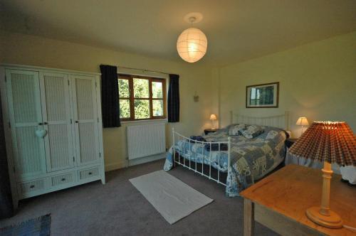 غرفة في The Cottage at West Burton