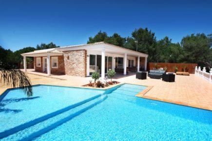 Villa in Santa Eulalia Del Rio Ibiza III