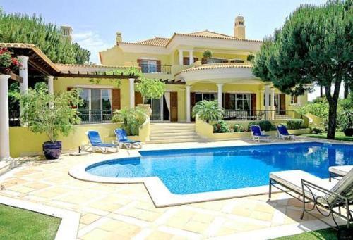 Villa in Quinta Do Lago II