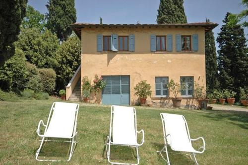 Villa in Castellina In Chianti I
