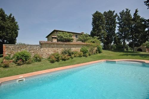 Villa in Castellina In Chianti II