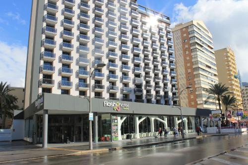 Flash Hotel Benidorm - Adults Only