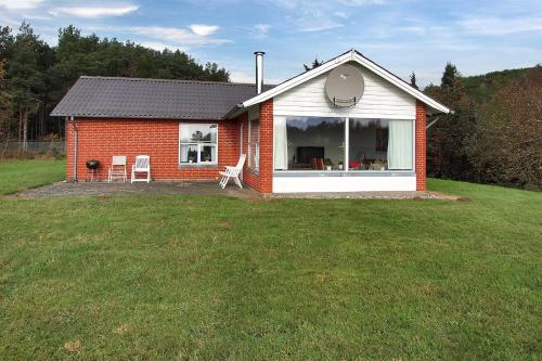 Holiday home Ebeltoft 298 with Sauna and Terrace