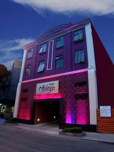 馬拉加酒店(僅限成人)