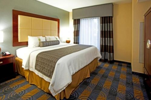 Holiday Inn Hotel And Suites Stockbridge-Atlanta I-75 Review
