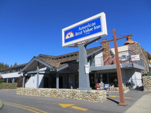 Americas Best Value Inn Tahoe City
