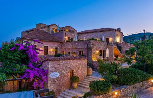Spilia Village Hotel - Villas & Spa