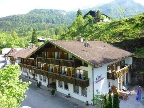 Hotel garni Wimbachklamm