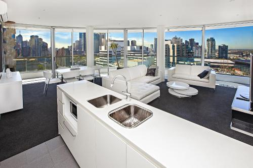 Melbourne Holiday Apartments at McCrae Docklands Melbourne Australia