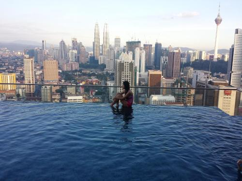 Best Kl City View At Regalia Residence Kuala Lumpur Malaysia