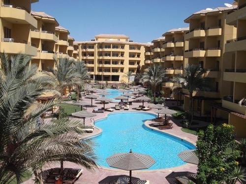 Apartments at British Resort