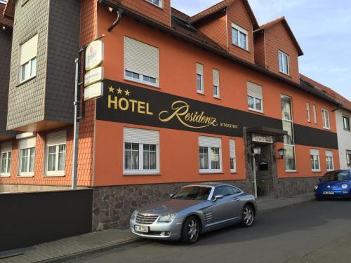 Hotel Residenz Stockstadt