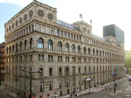 ブリタニア ホテル