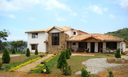 Finca Casa Loma Barichara