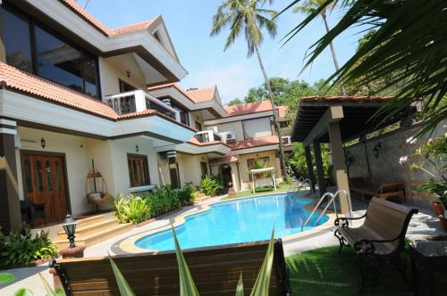 Namaste Goa Villa - Candolim