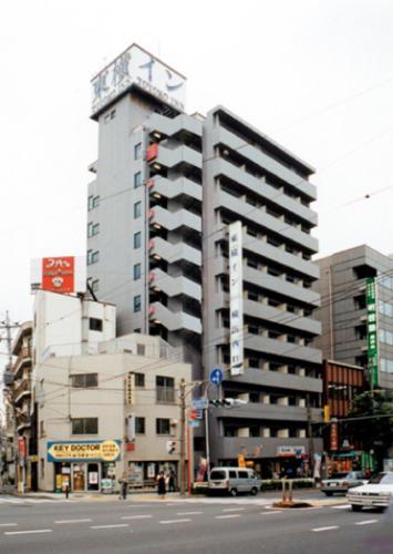 Toyoko Inn Yokohama Nishi-guchi